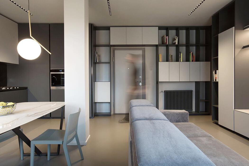 DC Home by Menichetti+Caldarelli