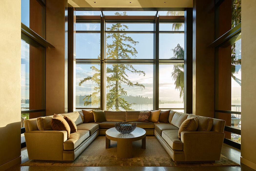 Lakeside Residence by Graham Baba Architects