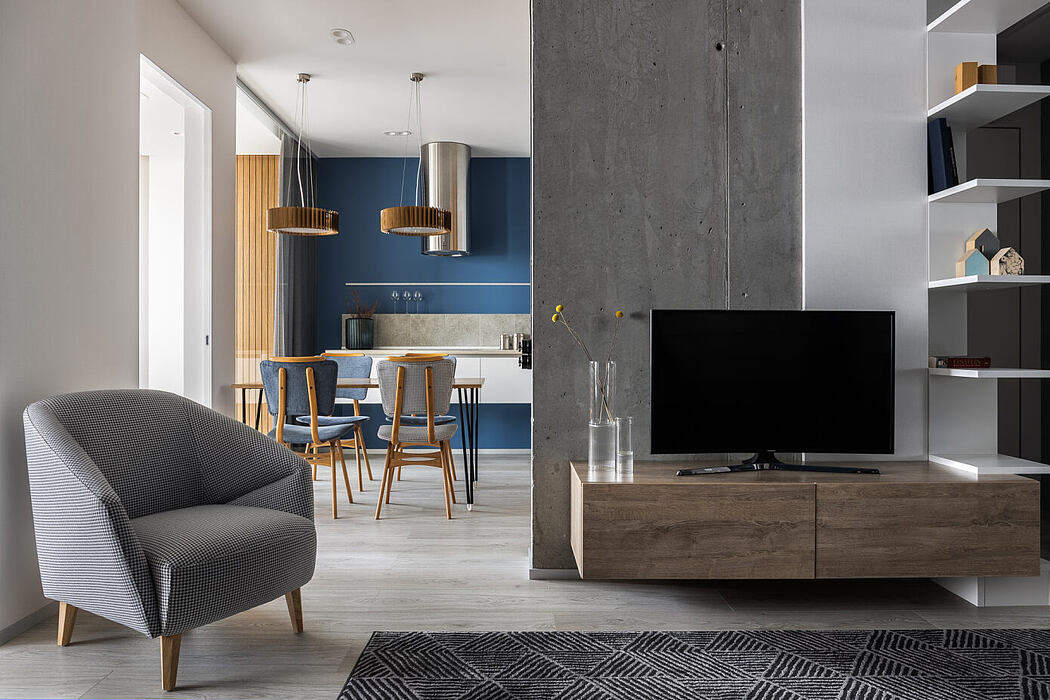 OSH Apartment by Albert Bagdasaryan