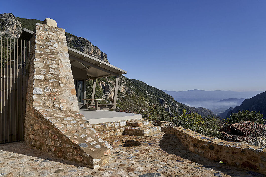 Yoik of Taygetus by Z-level Architecture