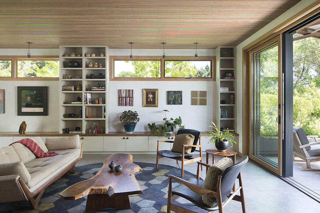 Cozy Home by Feldman Architecture