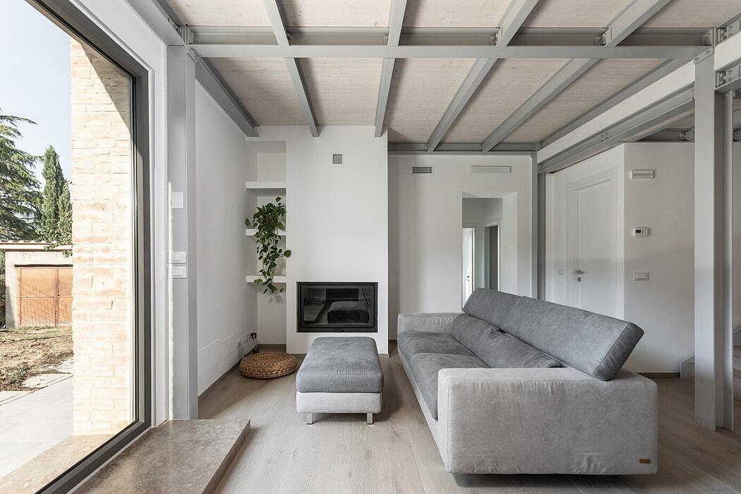 Casa la Palazzina by Ora Architetti