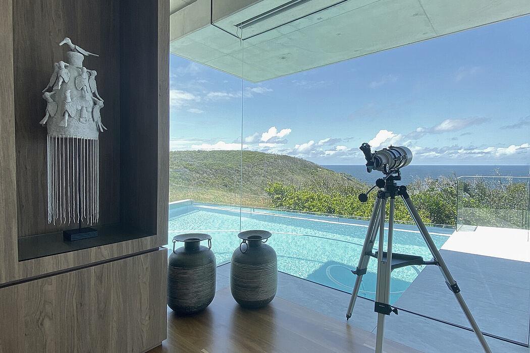 McAnally Residence by Gavin Maddock Design Studio
