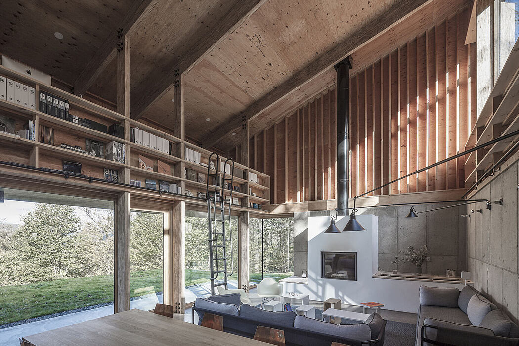 Camp O House-Studio by María Milans Studio