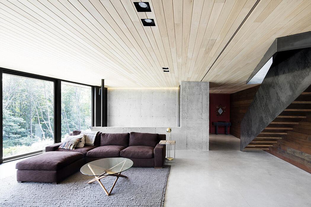 La Héronnière by Alain Carle Architecte