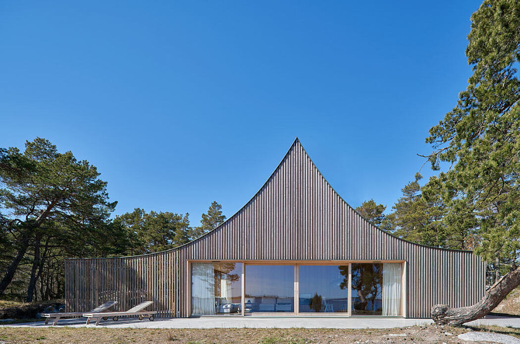 House on Krokholmen by Tham & Videgård Arkitekter - 1