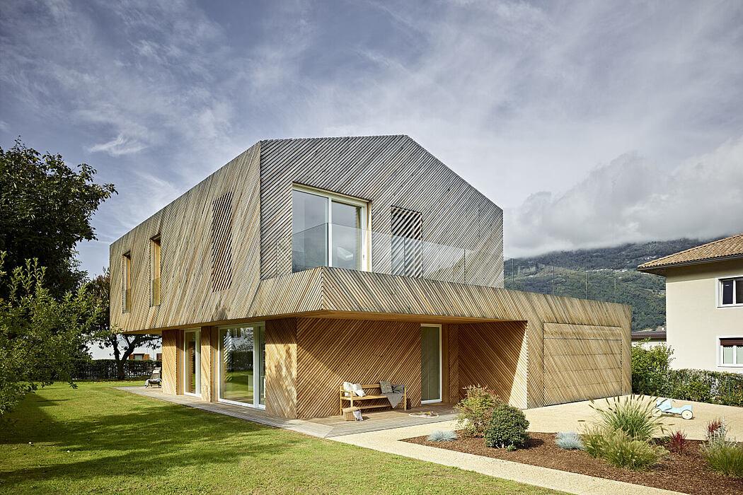 FG House by Burnazzi Feltrin Architetti
