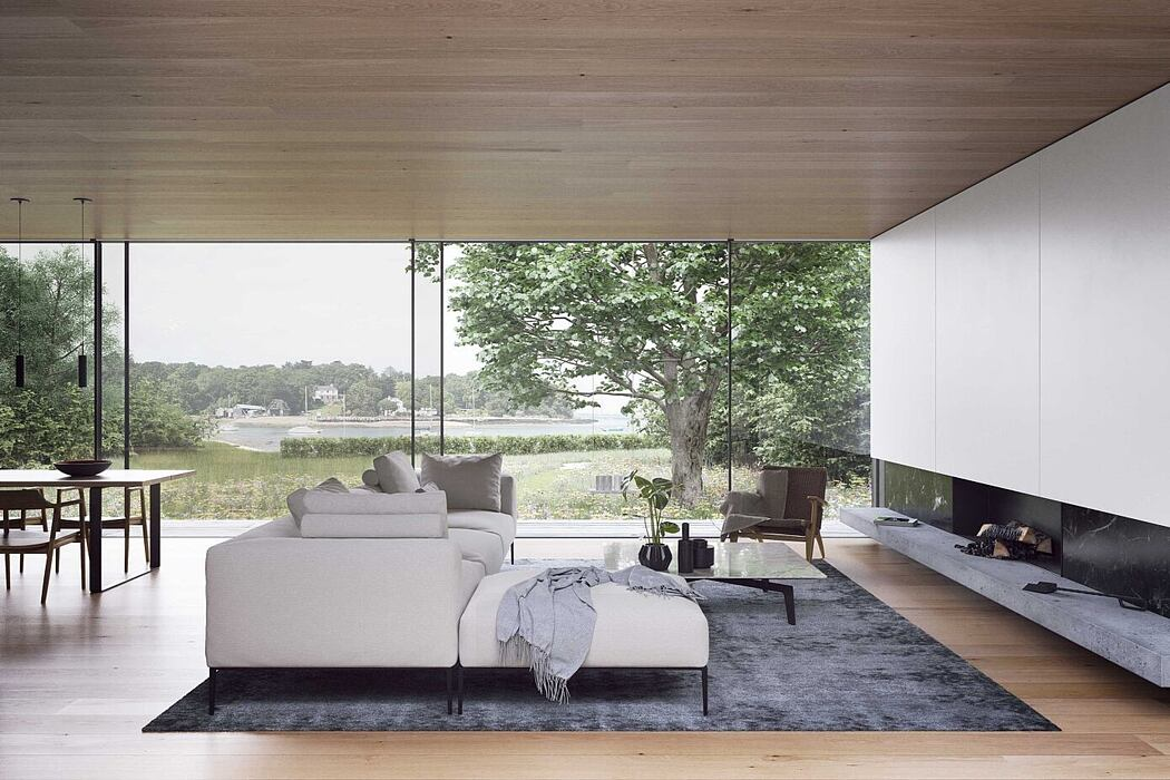 Island Rest by Strom Architects