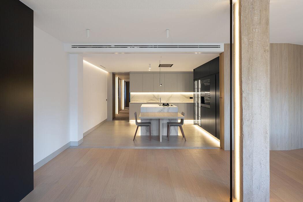 House in the Heart of Valencia by La Finca Roja Studio