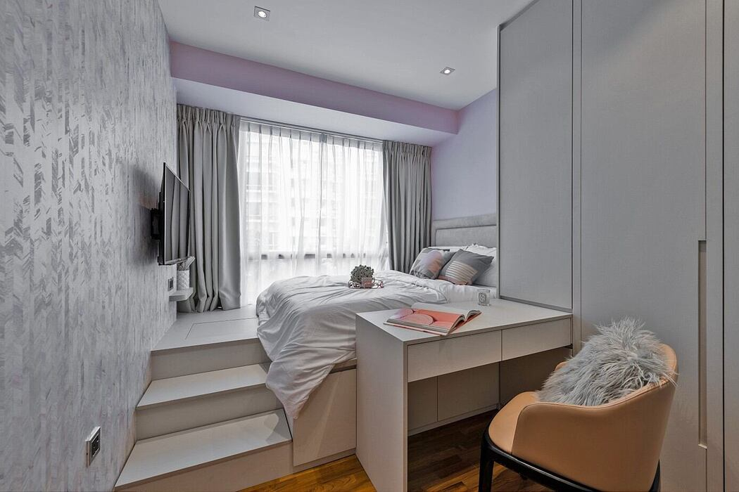 Apartment in Singapore by Mr Shopper Studio