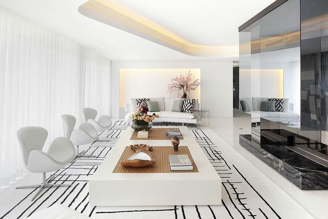 Cascais Penthouse by Gavinho Architecture & Interiors