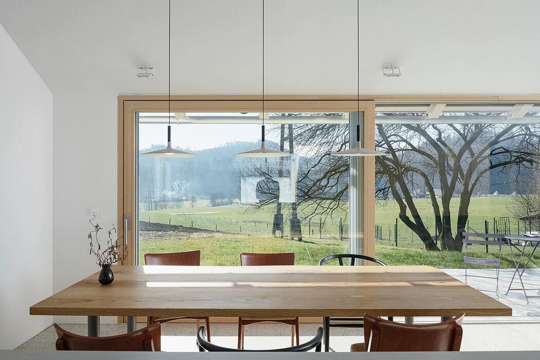 House for Simple Stay by Skupaj Arhitekti