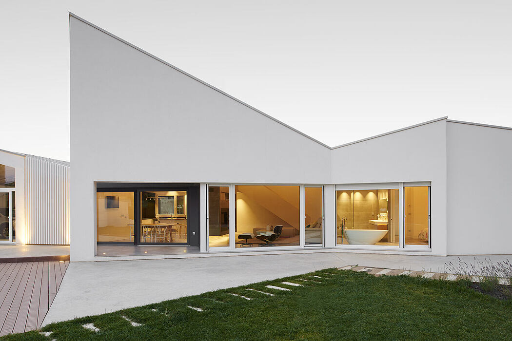 House Sisallete by Tangram Arquitectura + Diseño Zaragoza