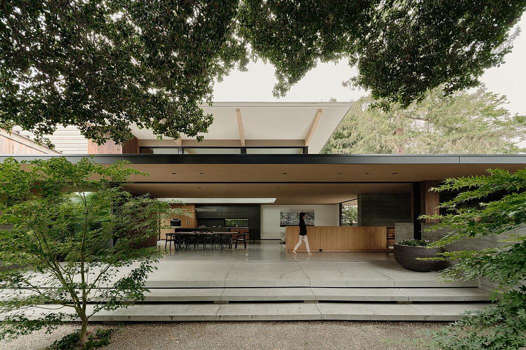 The Sanctuary by Feldman Architecture