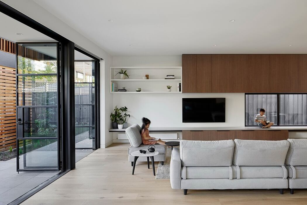 Roseberry Street House by Chan Architecture