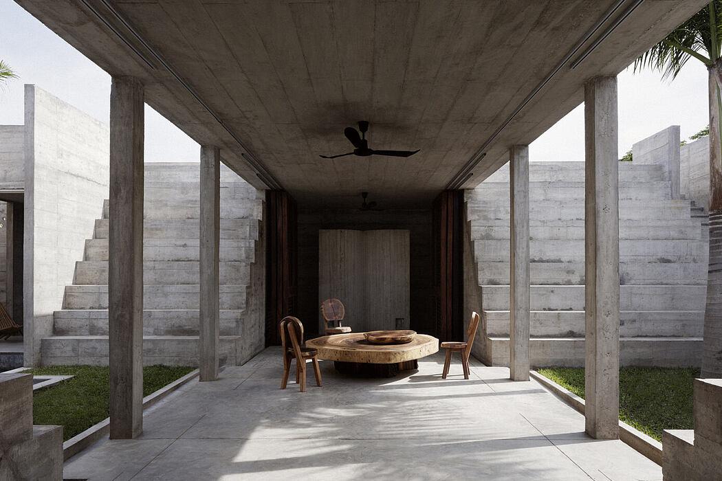 Casa Zicatela by Ludwig Godefroy Architecture