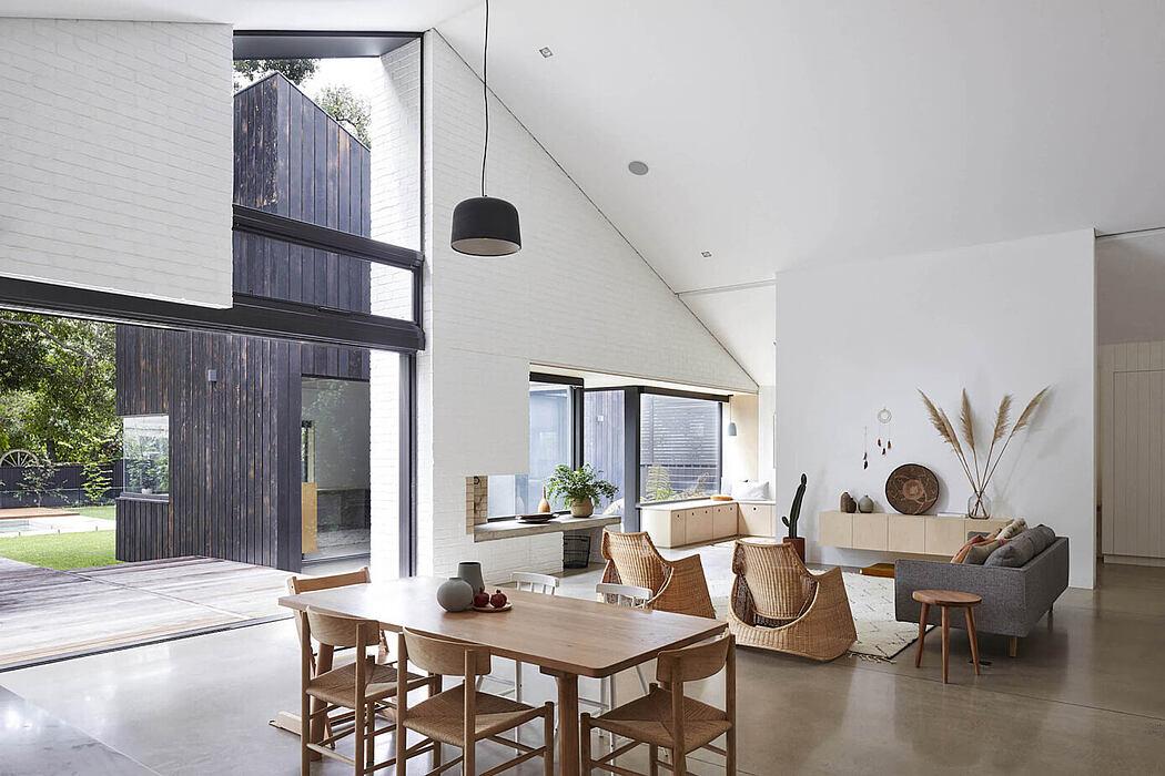 Cedar House by JPE Design Studio