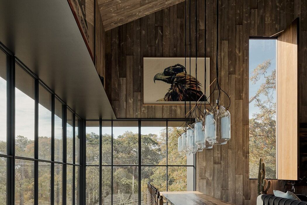 Big Barn by Faulkner Architects