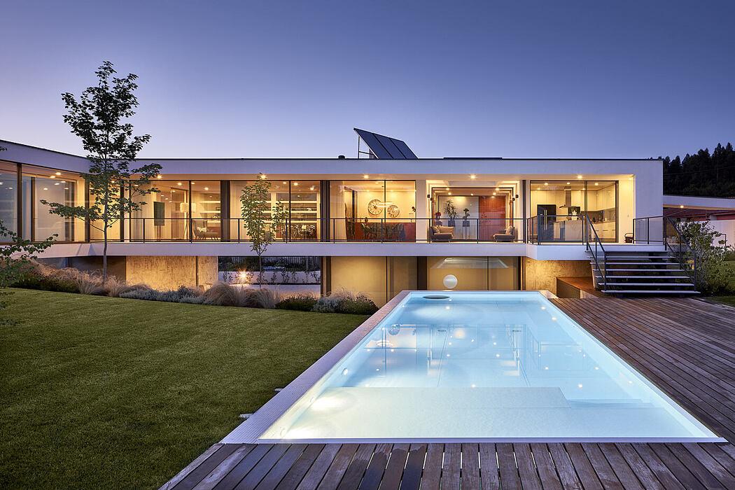 MC House by Atelier d'Arquitectura Lopes da Costa