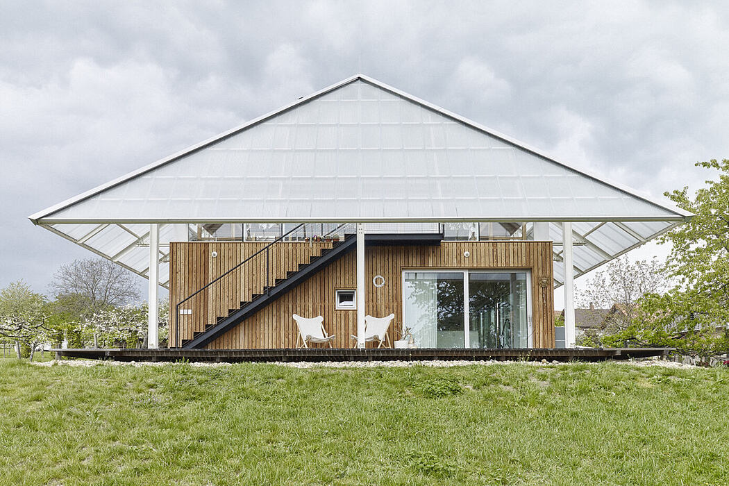 Greenhouse by RicharDavidArchitekti