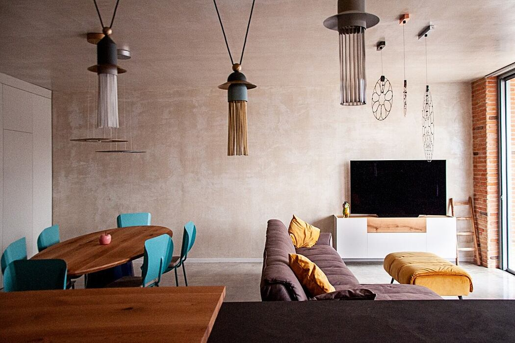 Nordic Style Home by Marco Giovinazzo