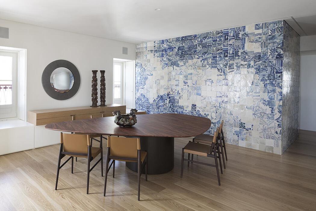 TM Apartment by Studio Arthur Casas