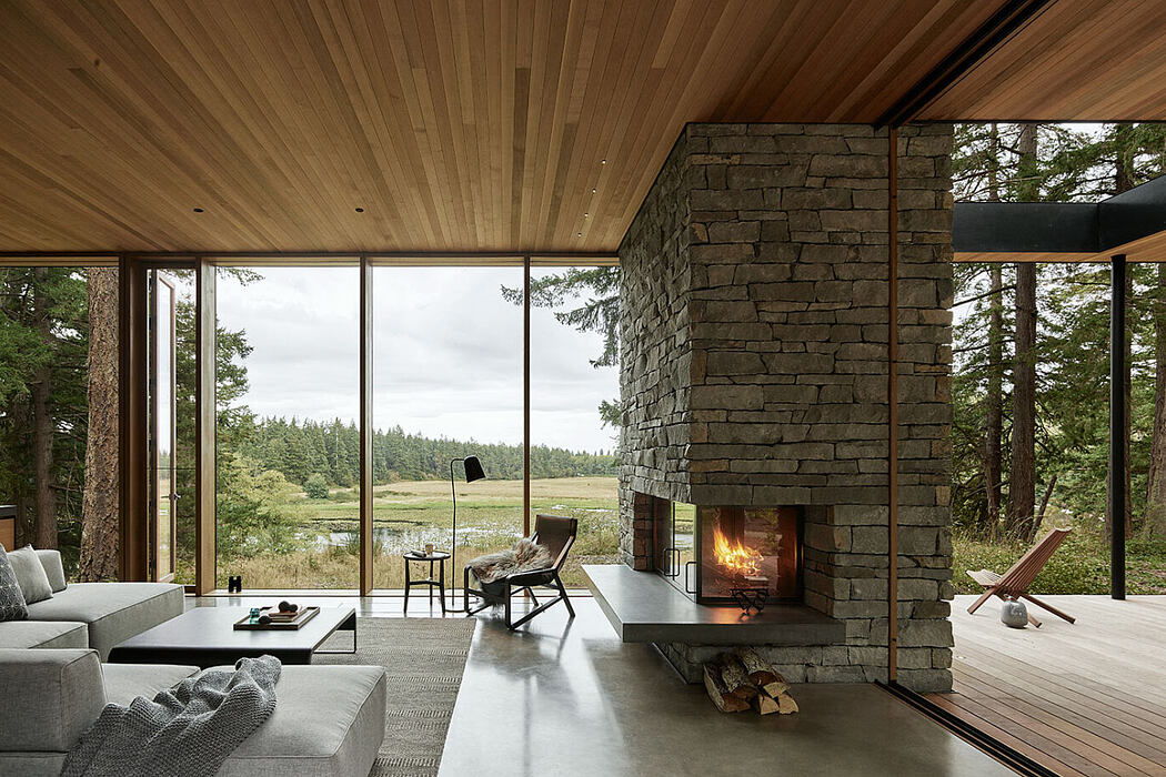 Whidbey Island Farm Retreat by Mwworks
