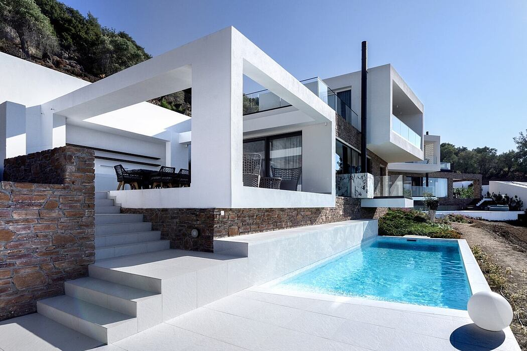 Legea Villas by Ark4lab of Architecture