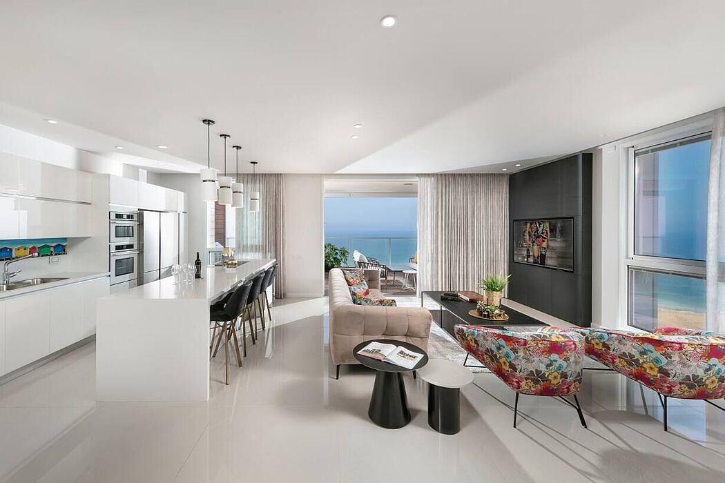 Luxury Apartment by Tehila Gur