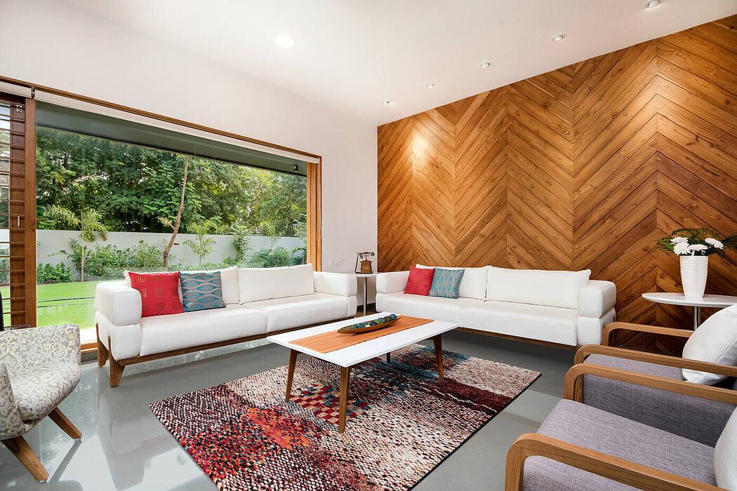 Basant Bahar Residence by AAI