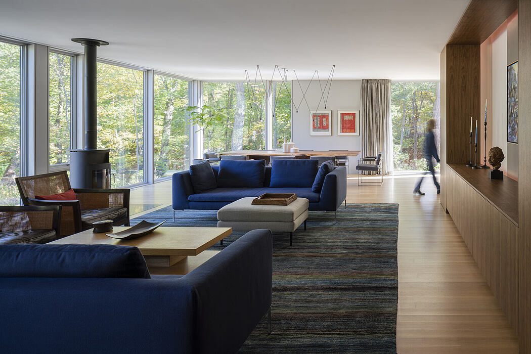 Ravine House by Wheeler Kearns Architects