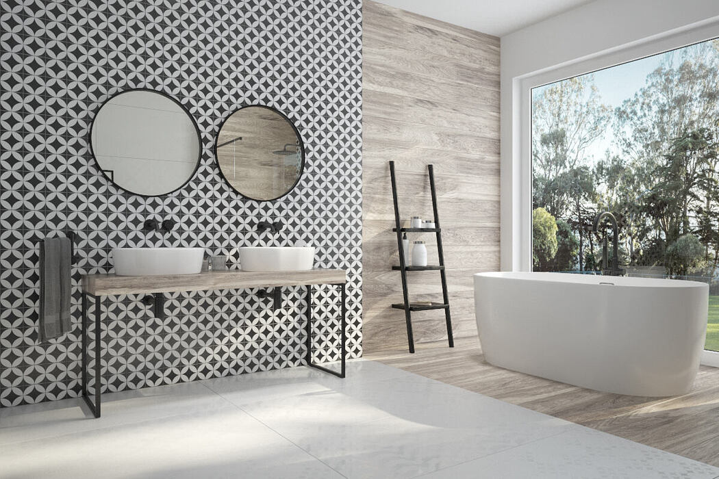 Ideas for Modern Style Bathrooms