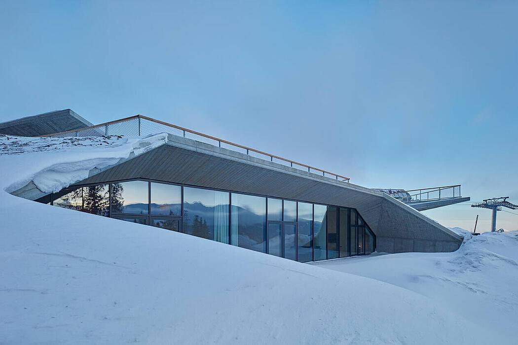 Bachledka – Summit Facilities by Compass Architekti