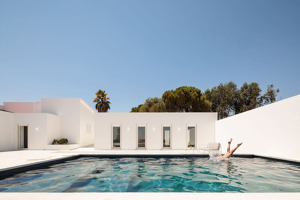 Costa Brava House by DA.AD