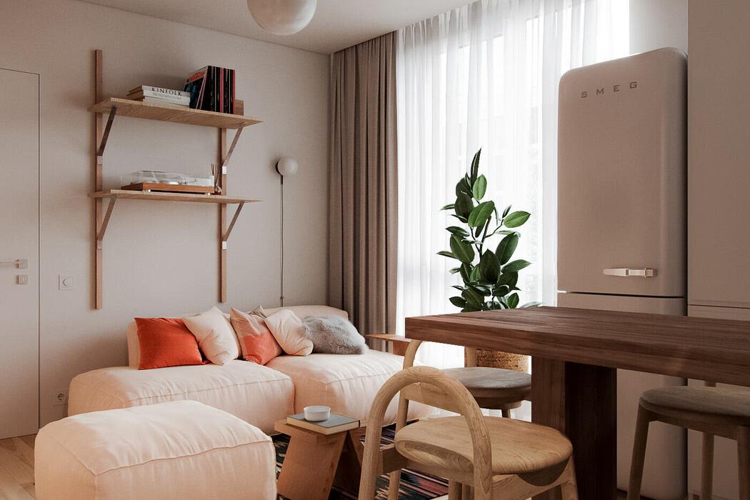 Koti Apartment by Hi Atelier