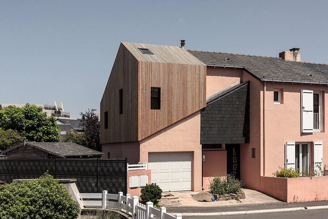 LRVO House Extension by Collectif Vous