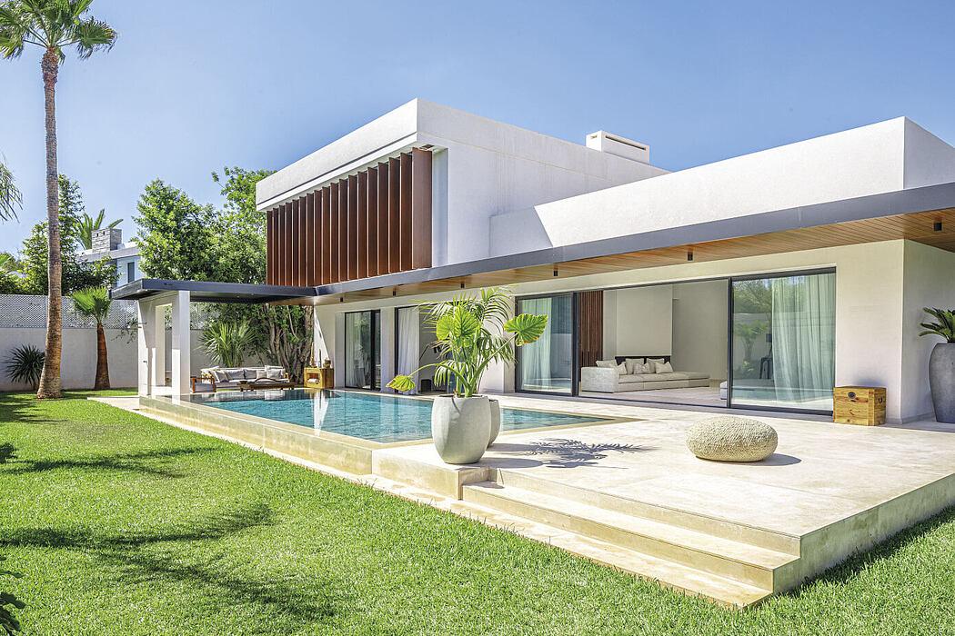 Villa C by Yachar Bouhaya