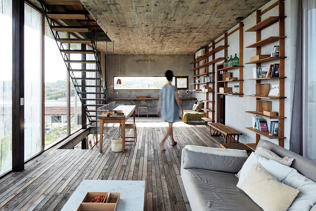 La Pedrera House by Sticotti