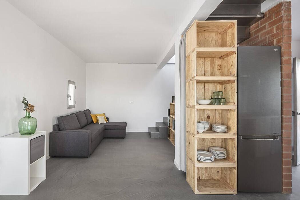 La Caseta by Alberto Facundo Arquitectura
