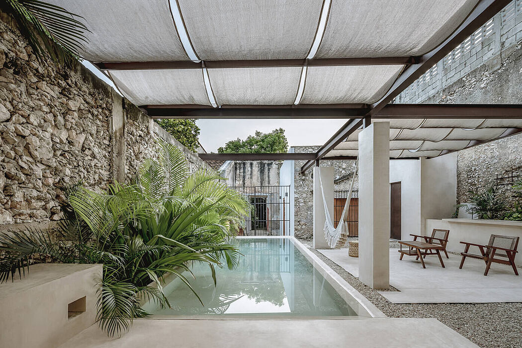 Casa Mejorada Pavilion by Arista Cero
