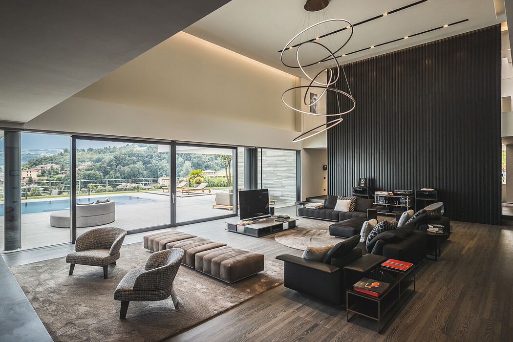 Luxury villa by Francesco Maria Palumbo
