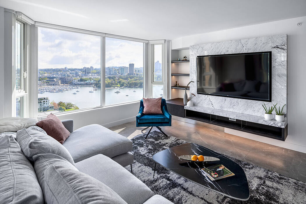 Yaletown Reno by North Oriental Construction