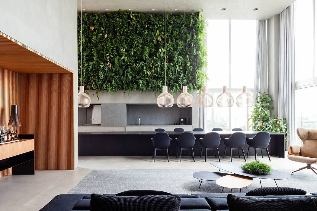 CDS Apartment by David Ito Arquitetura