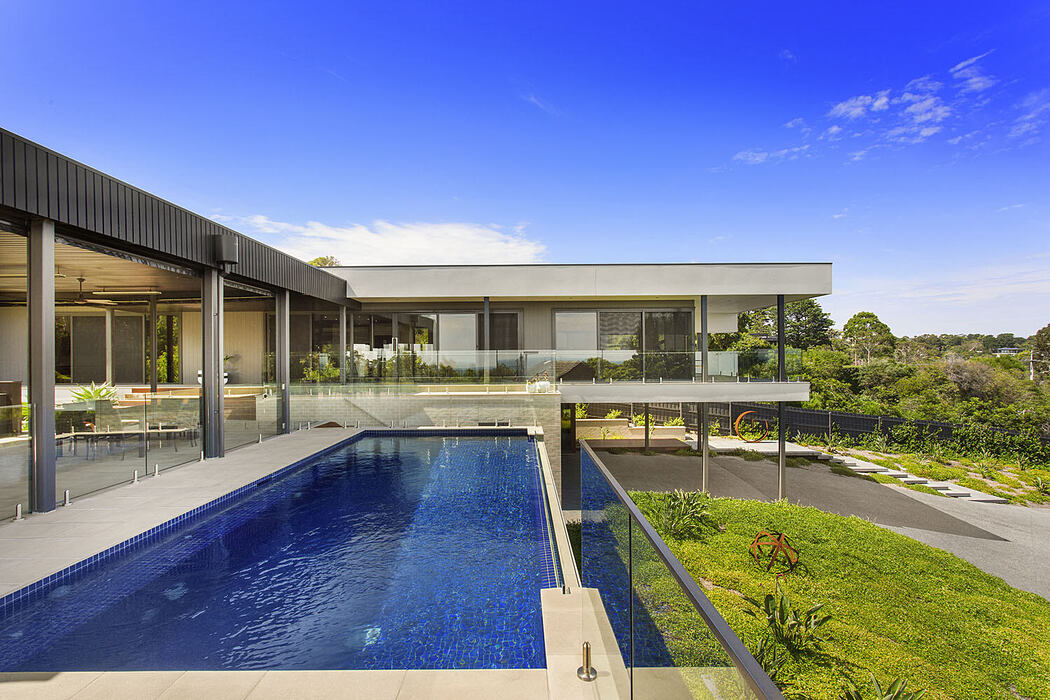 Shire House by Graham Jones Design