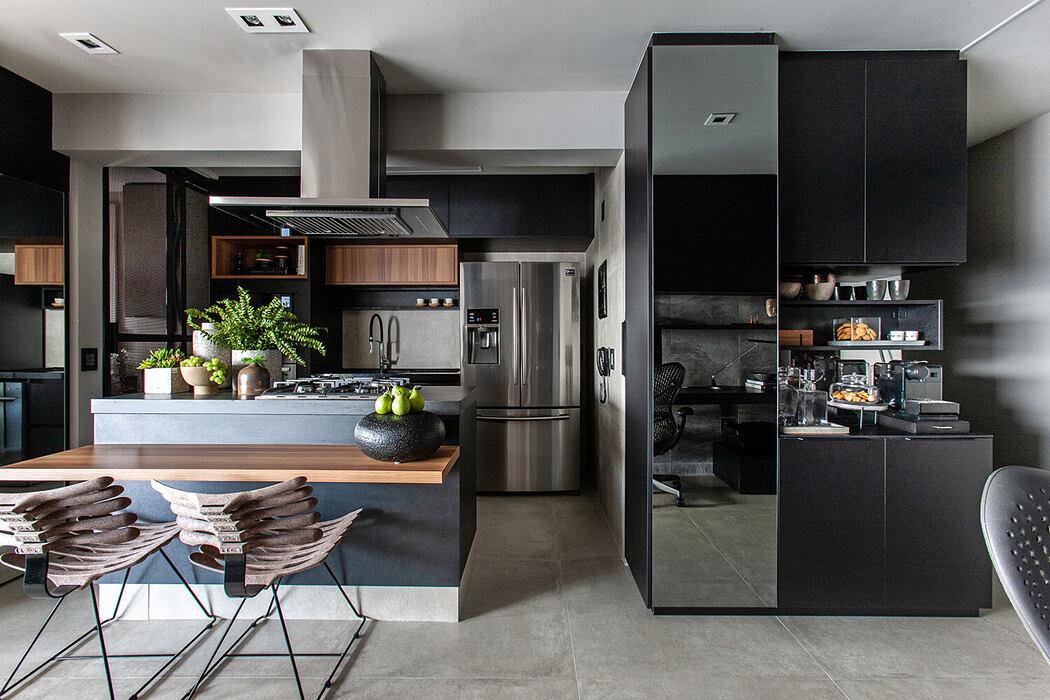 Apartment in São Paulo by Studio RG Arquitetura