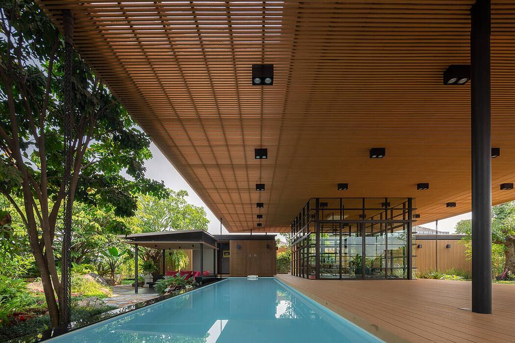 Baan Nonthaburi by Plan Architect