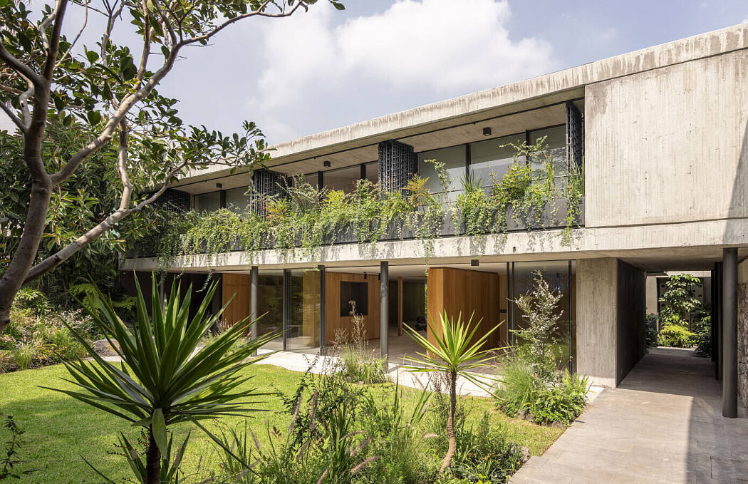 House Agua by Viga Arquitectos - 1