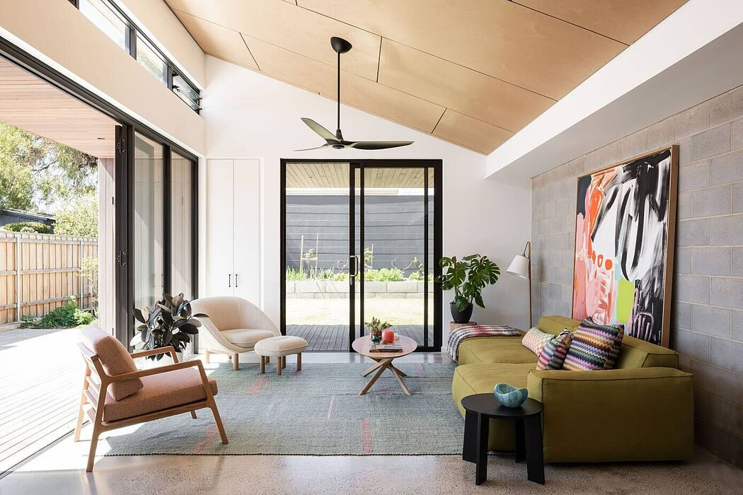 Mosman Park House by Robeson Architects