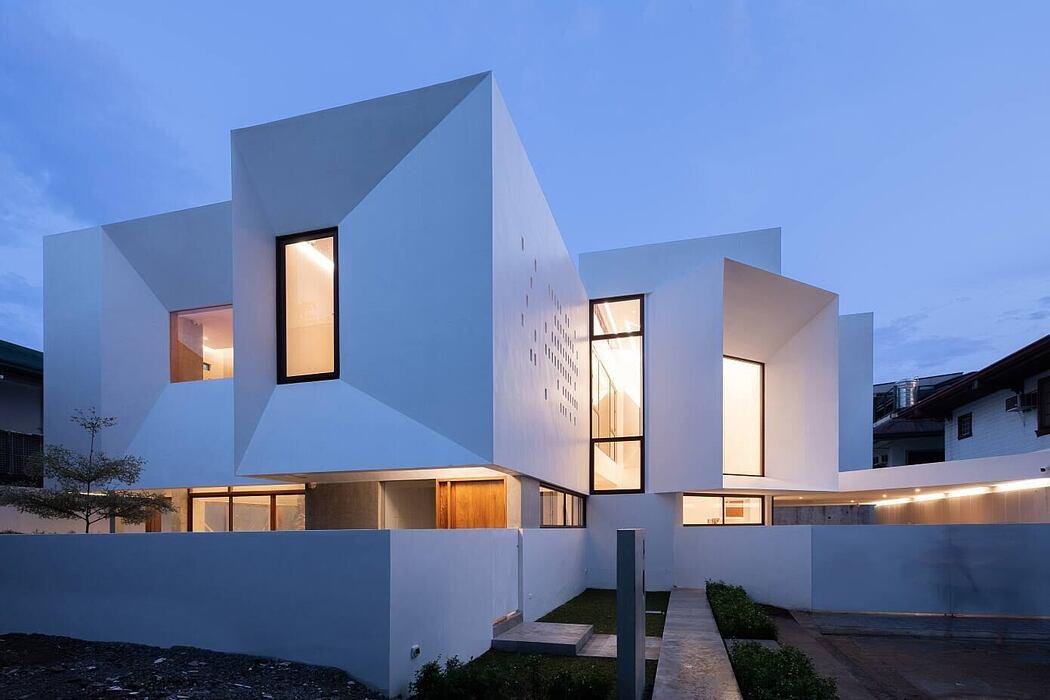 Viewpoint House by Jim Caumeron Design