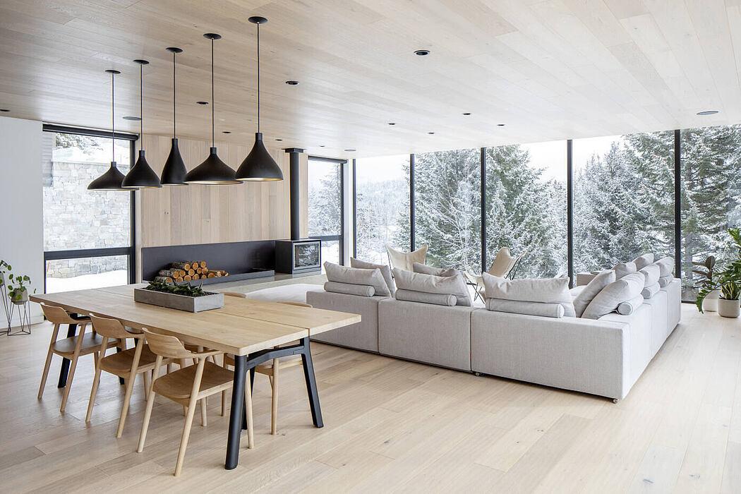 Gilbert Whistler Residence by Evoke International Design